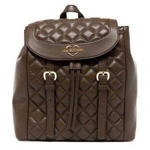 NWT Love Moschino backpack